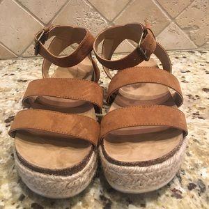 30f48e447256 Universal Thread Shoes - Women s Agnes Quarter Strap Espadrilles Sandals